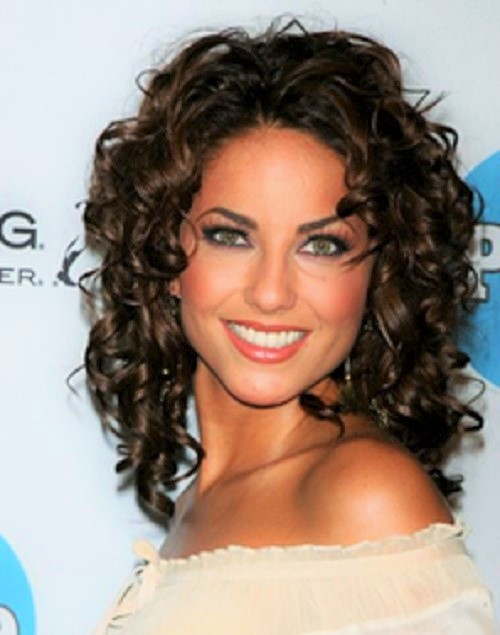 HD wallpapers hairstyles heart shaped face curly hair
