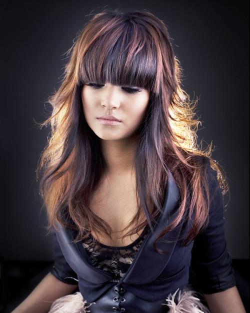 mode colore capelli trend capelli