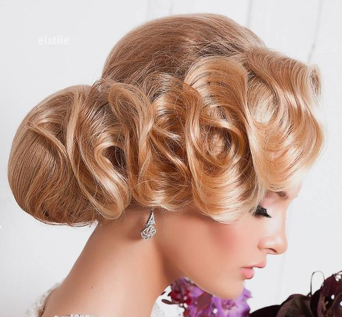 Look Per La Sposa Elegante Trend Capelli