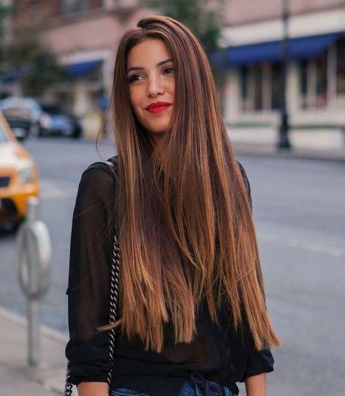 Tagli capelli lunghi e grossi